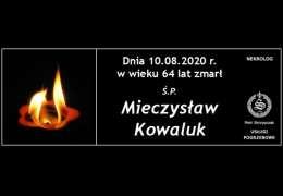 Ś.P. Mieczysław Kowaluk