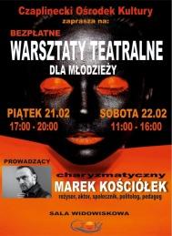 2020-02-21 i 22 Teatr dla młodzieży i dorosłych