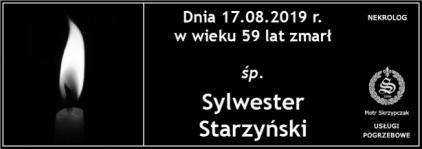 Ś.P. Sylwester Starzyński