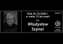 Ś.P. Władysław Szynal