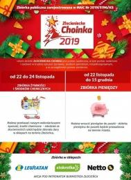 2019-11-22 do 12-15 Złocieniecka Choinka