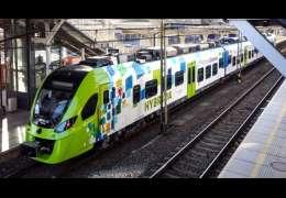 Takie pociągi będą jeździć po naszych torach. Dwa pierwsze już na torach zachodniopomorskiego