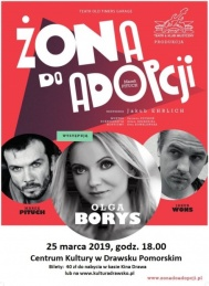 2019-03-25 Żona do Adopcji - spektakl