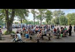 Zabawa taneczna w Drawsku Pomorskim