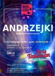 2019-11-23 Andrzejki - Charytatywna zabawa taneczna