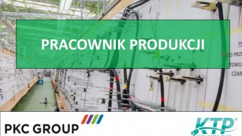 Praca: PRACOWNIK PRODUKCJI w Kabel-Technik-Polska Spółka z o.o.