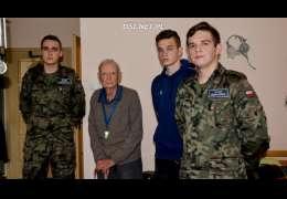 Odebrali nagrody i spotkali się z powstańcem w Warszawie