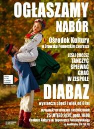 2020-02-25 Nabór do zespołu DIABAZ
