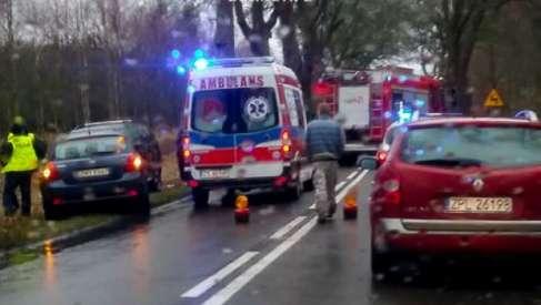 Śmiertelny wypadek na trasie Drawsko – Łobez