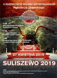 2019-04-27 V Rozpoczęcie sezony motocyklowego Pojezierza Drawskiego