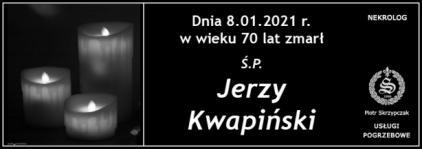 Ś.P. Jerzy Kwapiński
