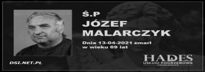 Ś.P. Józef Malarczyk