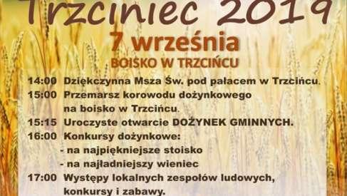 2019-09-07 Dożynki w Trzcińcu