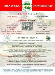 2019-03-24 Rajd pieszy - WITAJMY WIOSNĘ
