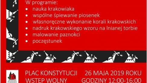 2019-05-26 Dzień Matki po krakowsku z Lajkonikiem