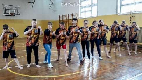 Kick Boxing dla uczniów z Bobrowa