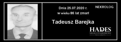 Tadeusz Barejka