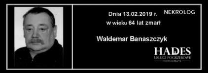 Waldemar Banaszczyk