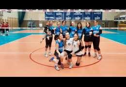 Zmagania siatkarskie KPS Czaplinek