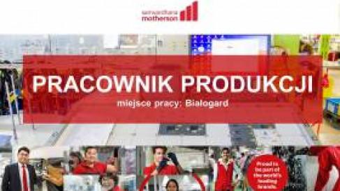 Praca: PRACOWNIK PRODUKCJI w Kabel-Technik-Polska Spółka z o.o. (Białogard)