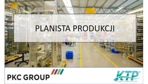 PLANISTA PRODUKCJI w PKC Group Kabel-Technik-Polska Spółka z o.o.
