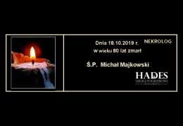 Ś.P. Michał Majkowski