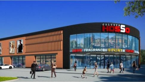 Hosso w Drawsku już w kwietniu. Wiemy jakie sklepy i usługi będą w drawskiej galerii handlowej