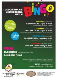 2021-07-17 do 08-07 Złocienieckie mistrzostwa gry w BINGO