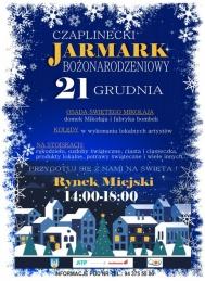 2019-12-21 Czaplinecki Jarmark Bożonarodzeniowy