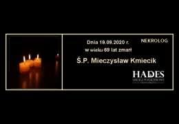 Ś.P. Mieczysław Kmiecik