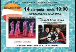 2020-08-14 Koncert zespołu After Blues
