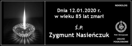 Ś.P. Zygmunt Nasieńczuk