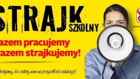 W piątek pikieta nauczycieli w centrum Drawska – będziemy transmitować na żywo