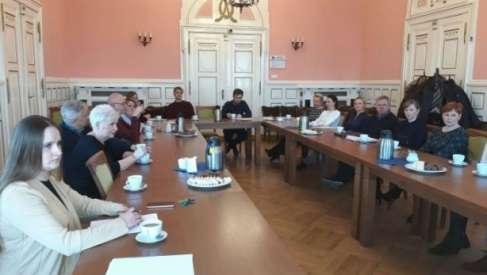 Spotkanie farmaceutów z terenu powiatu drawskiego