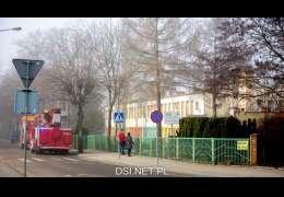 Trwa ewakuacja dzieci z przedszkoli przy ul. Chrobrego i Westerplatte. Sytuacja jest opanowana